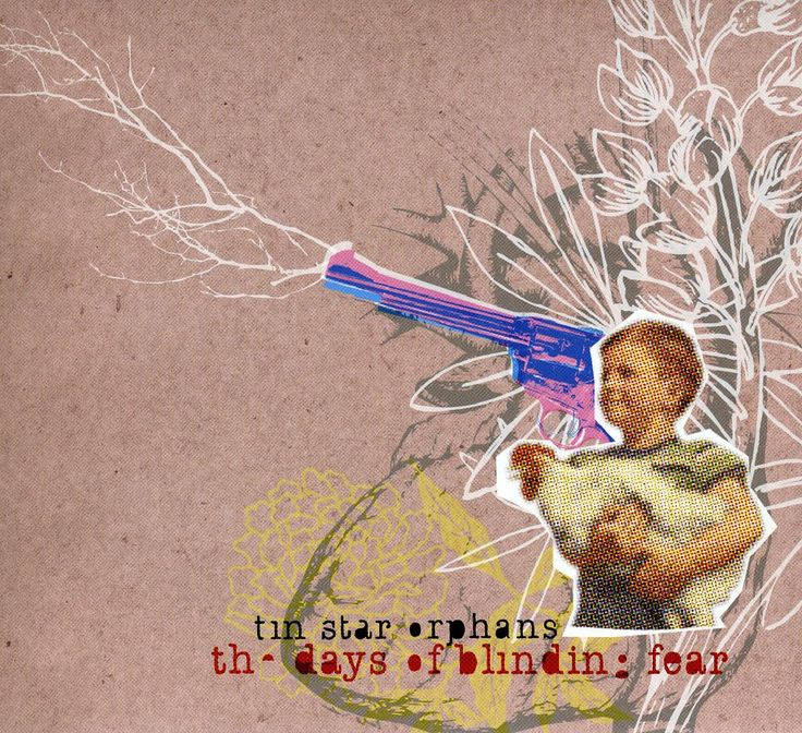 Tin Star Orphans - Days Of Blinding Fear, Red