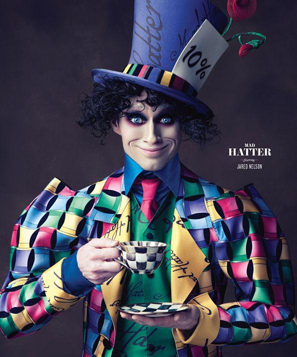 The washington ballet'salice (in wonderland): Washington Ballet, Mad Hatters, Alice In Wonderland, Hair Makeup, Graphics Design, Ballet Alice, Costumes Design, Fashion Magazines, Fashion Shoots