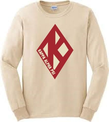 Kappa Diamond Long Sleeve T-Shirt - Kappa Alpha Psi