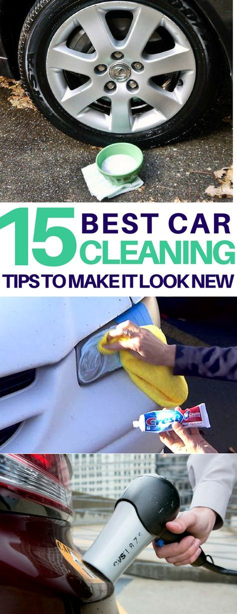 15 car cleaning tips tricks to transform your dirty car clean headlights car cleaning hacks. Black Bedroom Furniture Sets. Home Design Ideas
