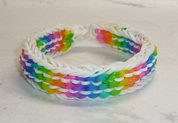 rubber band bracelet maker instructions