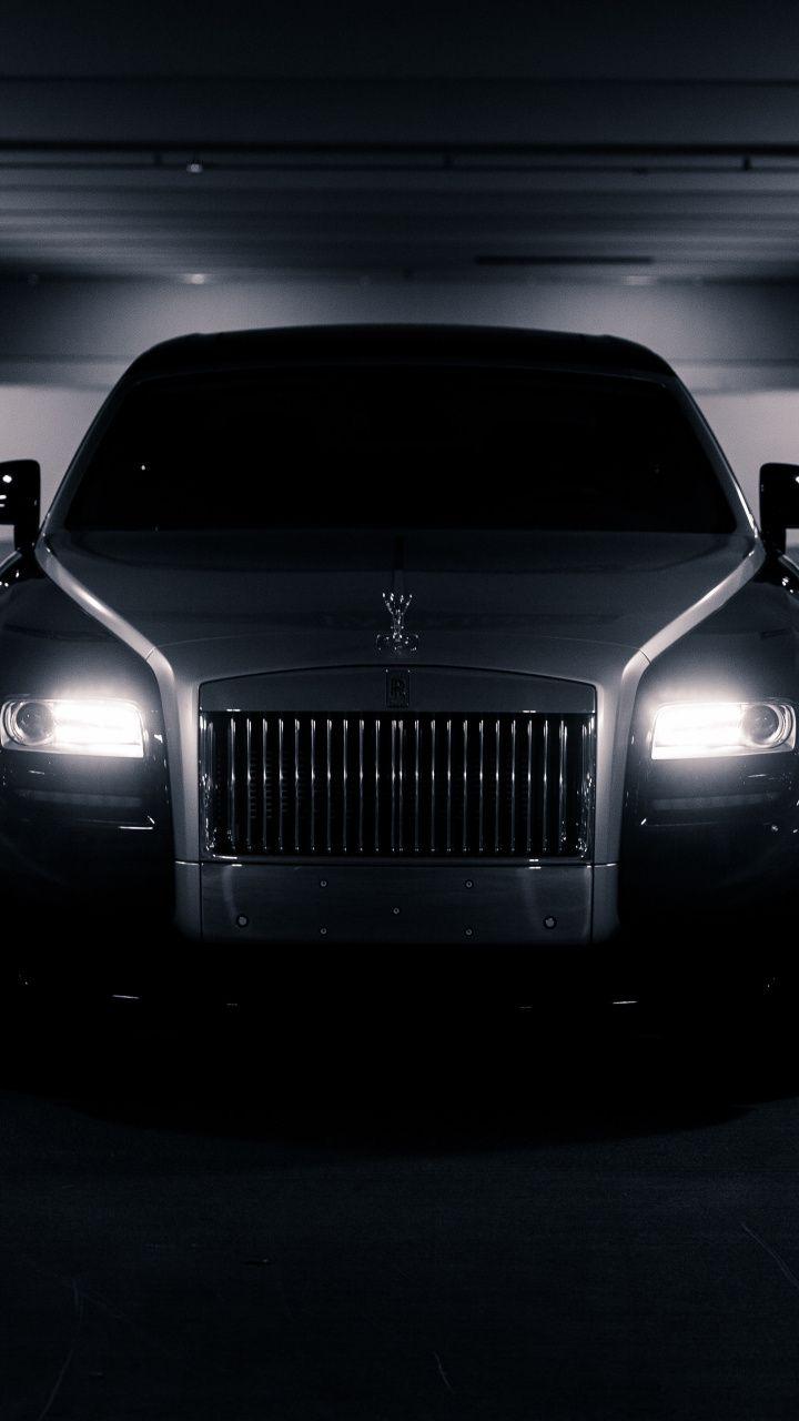 Black Rolls Royce Luxury Vehicle Front 720x1280 Wallpaper Rolls Royce Wallpaper Rolls Royce Luxury Cars Rolls Royce