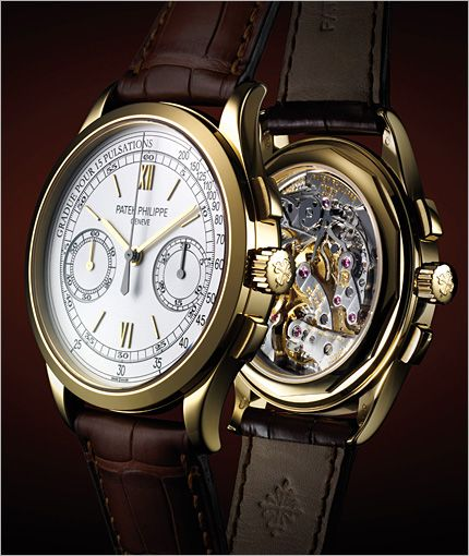 PATEK PHILIPPE SA - Complications Ref. 5170G-001 White Gold