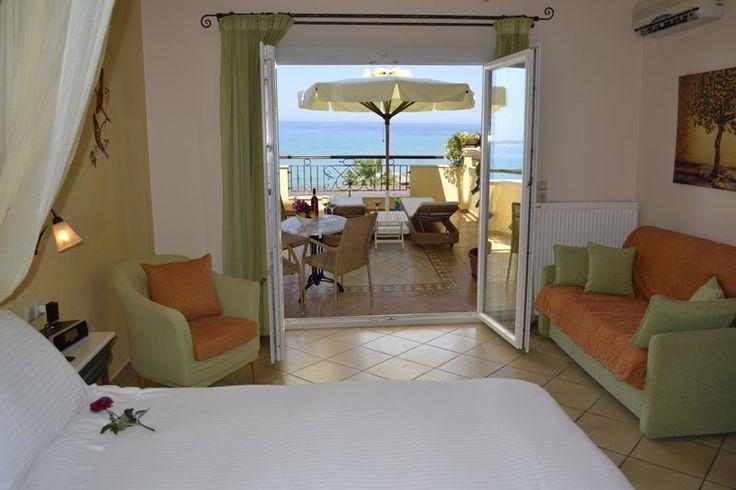Delfino Blu Boutique Hotel in Corfu, Greece