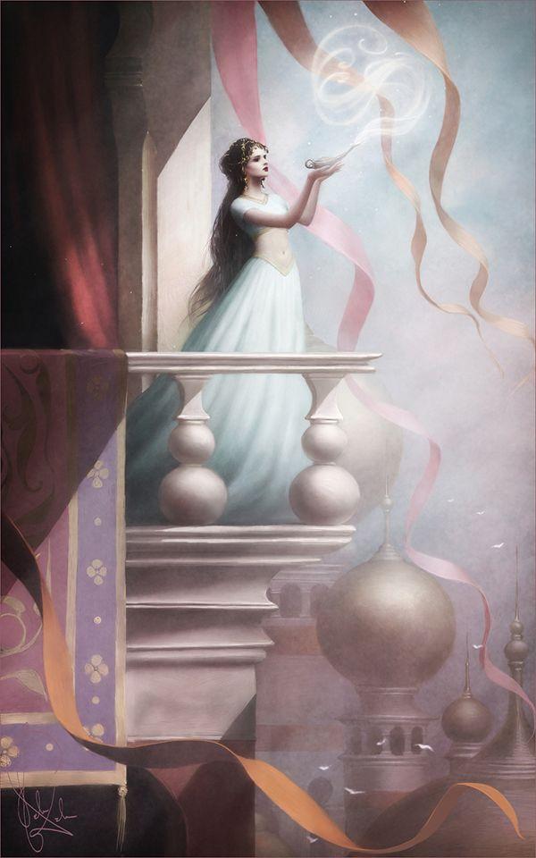 Jasmine, by Melanie Delon