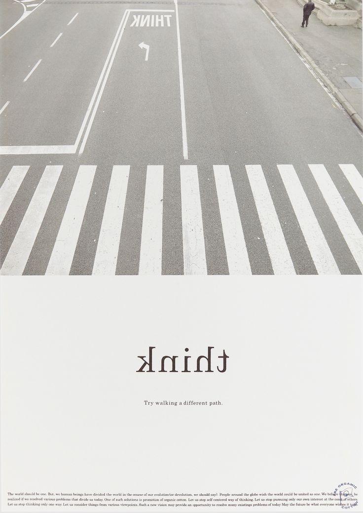 "kurkku プレオーガニックコットン ""think"" | good design company"