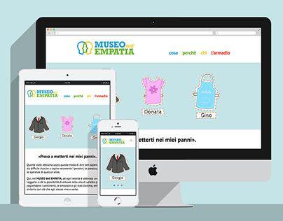 "Check out new work on my @Behance portfolio: ""Sito Museo dell'Empatia"" http://be.net/gallery/45493935/Sito-Museo-dellEmpatia"