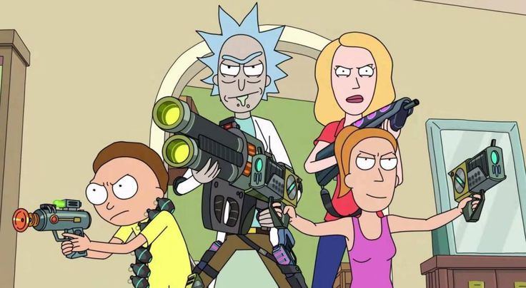The Deepest Rick and Morty Philosophy Quotes