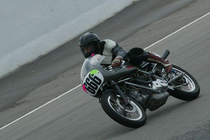 Ducati Bevel Twin 750 Desmo