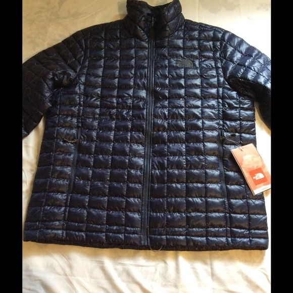 The North Face Thermoball Jacket MEN/ Color; Cosmic Blue /Thermoball Jacket /Light Weight North Face Jackets & Coats