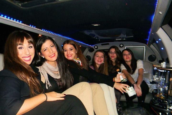 #18 #2012 #friends #limusina #night