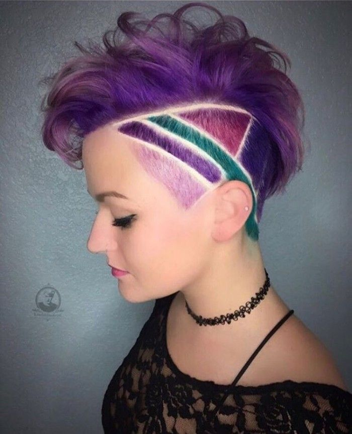 Top 30 Trending Female Undercut Hairstyles for Any Face Shape