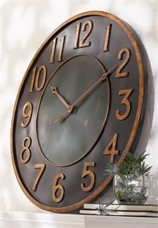 find this pin and more on clocks by mkingimail oversized large wall