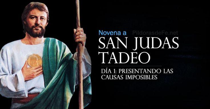 San Judas es el santo patrono de las causas imposibles y situaciones desesperadas. Son muchos los que recurren a su poderosa intercesión