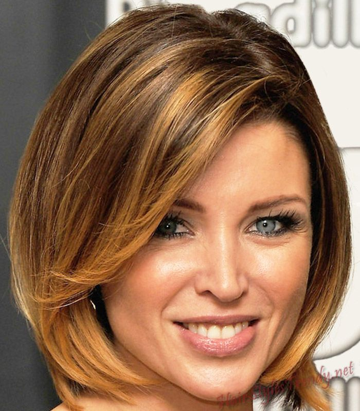 Side Swept Face And Haircuts: 17+ Best Images About Short Hairstyles On Pinterest