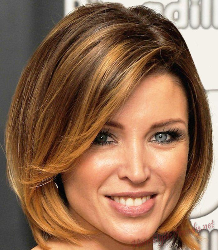 Pleasant 1000 Images About Cute Hair Ideas On Pinterest Thick Hair Short Hairstyles Gunalazisus