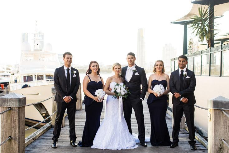 Renee + Matthew | Southport Yacht Club | May Gold Coast Wedding » Dallas Love Photography