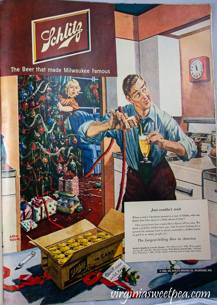 A Christmas Story Milwaukee 2020 Life Magazine from December 25, 1950 in 2020 | Print ads, Life