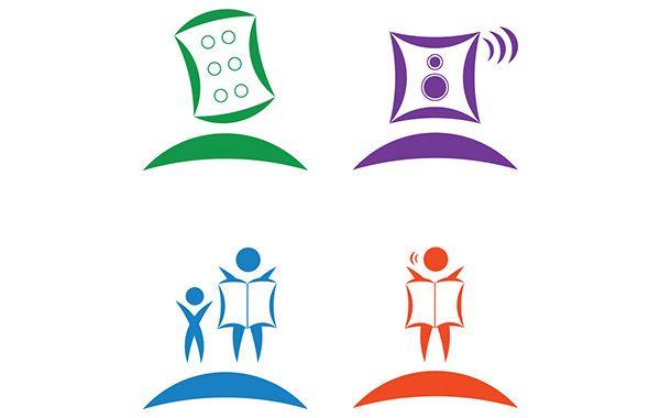 Branding proyecto escuela biblioteca on Behance