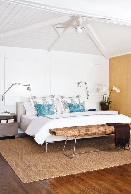 Exterior: Miami Beach Bedroom By Marcelo Fernandez Of Haus Design