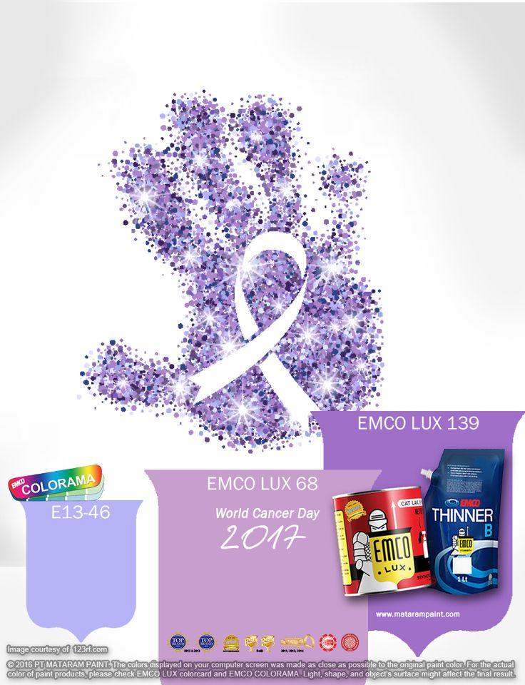 """World Cancer Day 2017.   Kawan EMCO, 4 Februari diperingati sebagai hari Kanker Sedunia. Tema tahun ini masih sama dengan tahun lalu. """"We Can. I Can (Kita Bisa. Aku Bisa)"""". Melalui slogan ini kita diajak untuk mengeksplorasi bagaimana caranya, baik sebagai individu ataupun sebagai kelompok, ambil bagian untuk mengurangi dampak dari kanker.  Sebagai keluarga, teman, ataupun kolega, kita bisa saling menguatkan mereka yang menderita kanker. Para penderita kanker dapat memberi kesaksian..."""