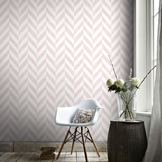 Italie Pink Wallpaper, , large