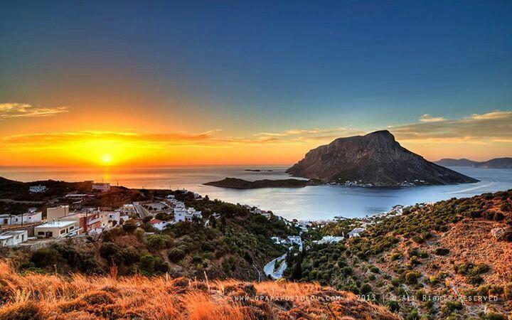 Kalymnos-Telendos sunset