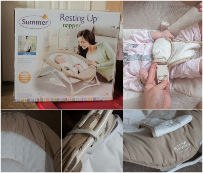 Meet Bailey {Summer Infant RestingUp Napper Review/Giveaway}