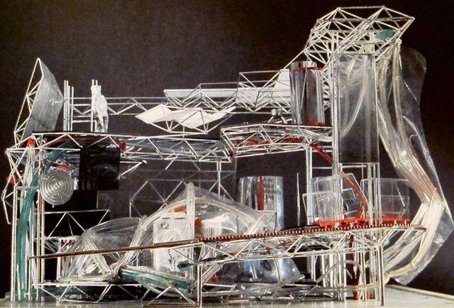 "Warren Chalk, Peter Cook, Dennis Crompton, Ron Herron ""Control and Choice Dwellings"" 1967"