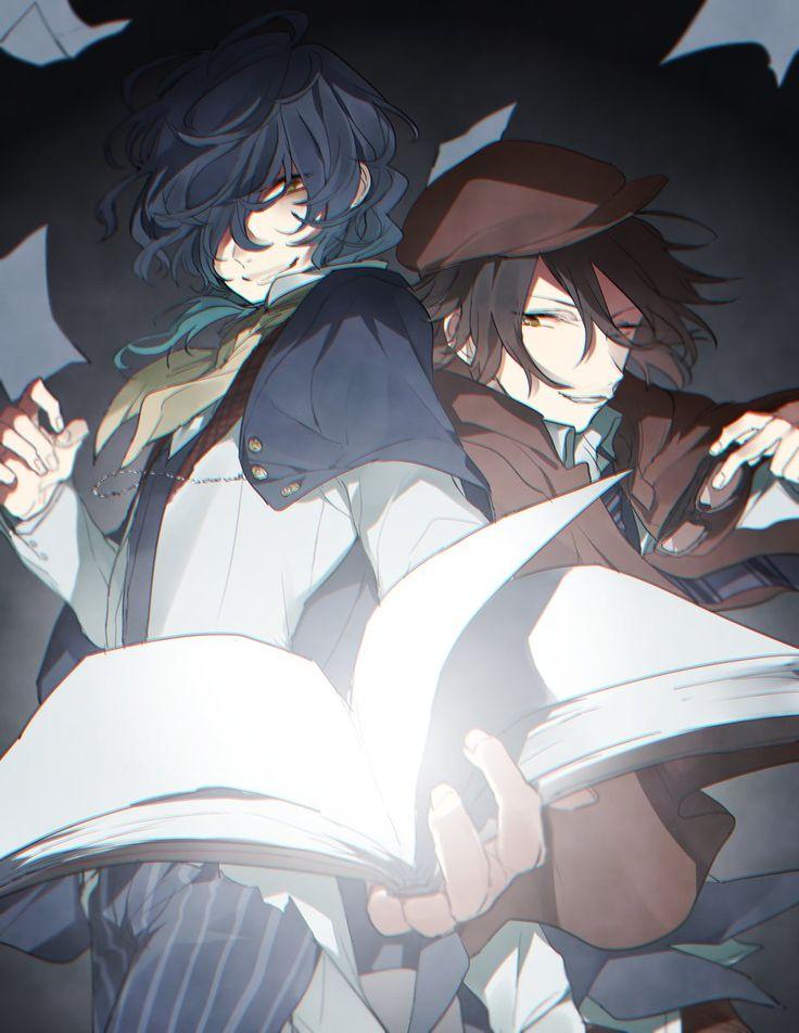 Edgar and Ranpo