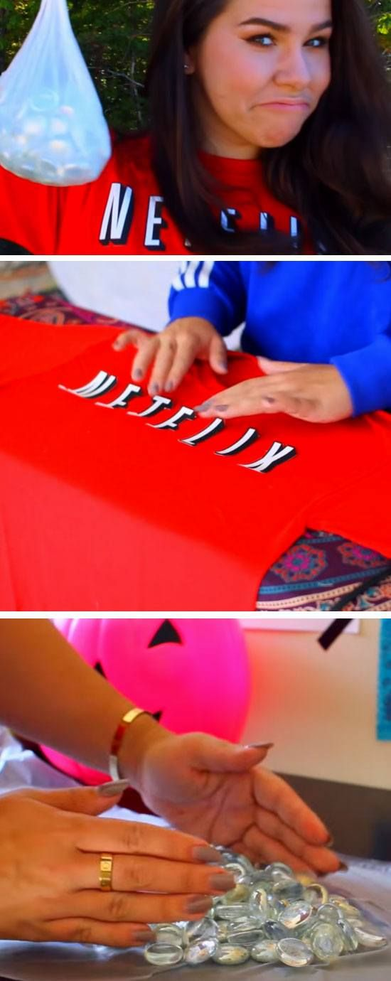 Netflix and Chill | 20+ DIY Halloween Costumes for Women