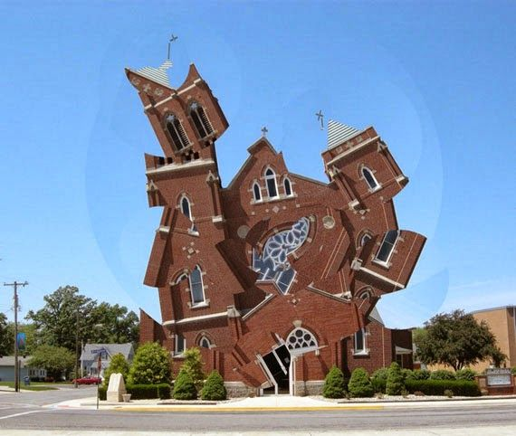 15 Most Unusual Buildings In The World