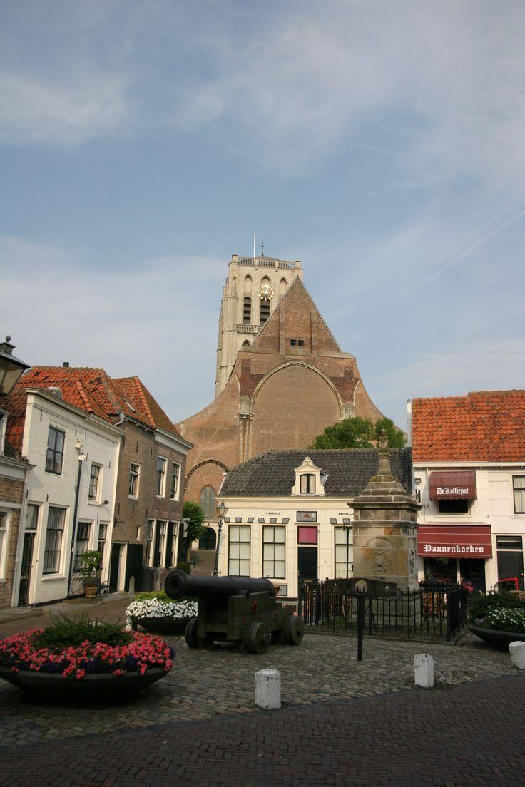 Brielle - Wellerondom en St. Catharijnekerk