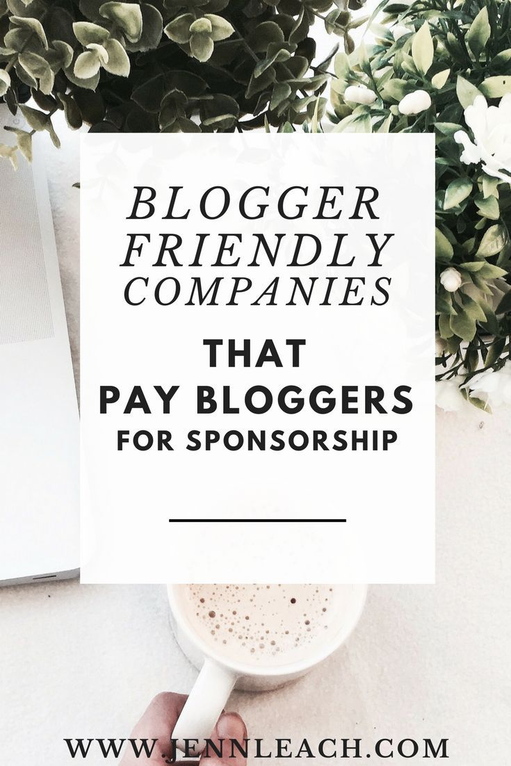 Struggling to make money blogging? I make thousands from companies through blog sponsorships. Guess what? I have under 10K monthly page views! Learn how my small blog gets paid to feature companies on the site. List of blogger friendly companies that pay bloggers #ad | #makemoneyblogging #blogsponsorships #makemoneysponsorships #blogging