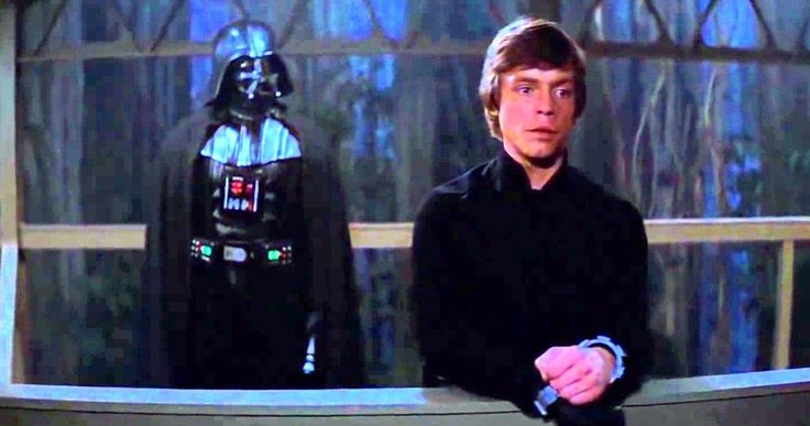 Luke and Darth Vader Had the Ultimate Father's Day on Twitter -- Mark Hamill and actor Dave Prowse who played Luke and Darth Vader in Star Wars had a Father's Day exchange on Twitter. -- http://movieweb.com/luke-skywalker-darth-vader-father-day-twitter/