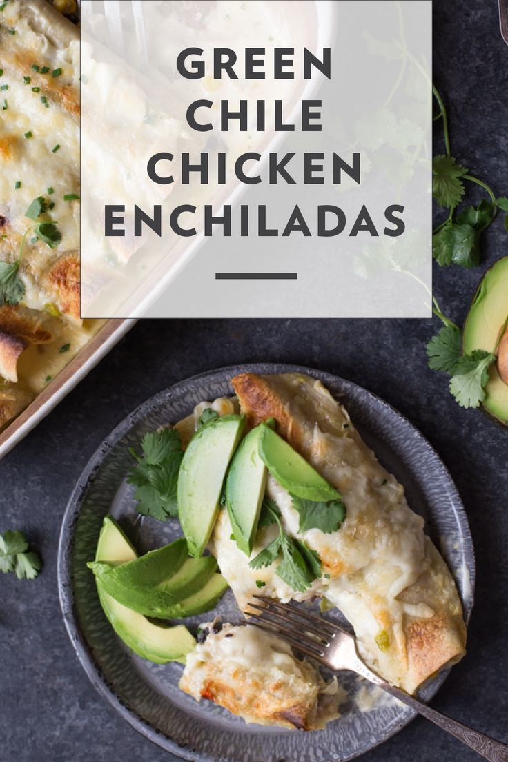 green chile chicken enchiladas green chili sauce green chili chicken ...