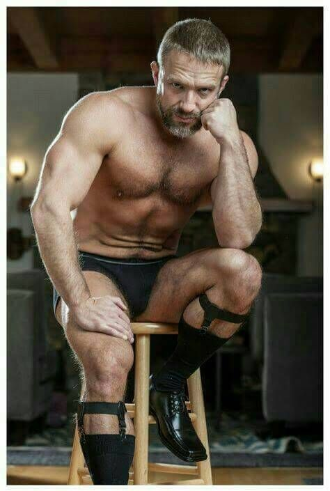 Massage from a horny hunk