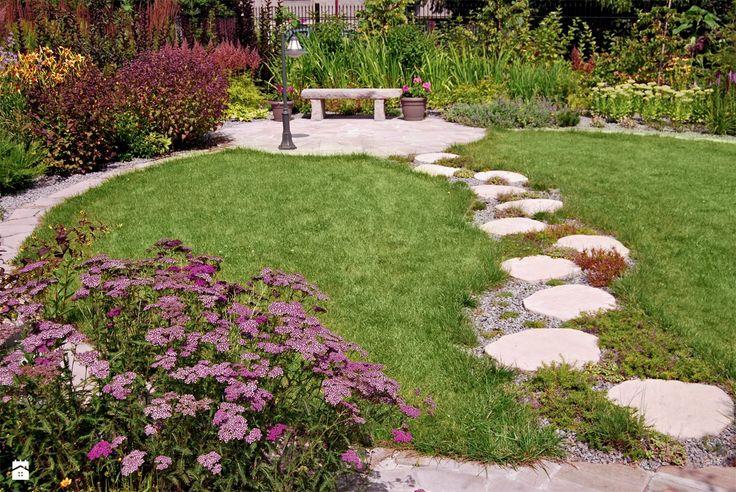 Ogród wieczniekwitnący - zdjęcie od Architektura Krajobrazu Piotr Dubec - Ogród - Styl Eklektyczny - Architektura Krajobrazu Piotr Dubec