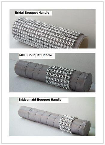 Medium Bouquet Handle Clip Holder