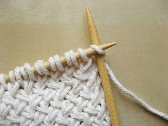 Diagonal Basketweave Knitting Pattern - Como você fez isso? | Luxe DIY
