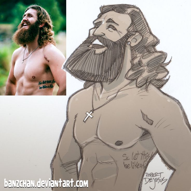 Bearwoods sketch by Banzchan on DeviantArt