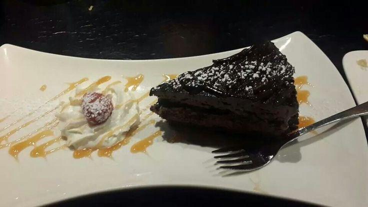 #chocolate #cake at #elvagabondo