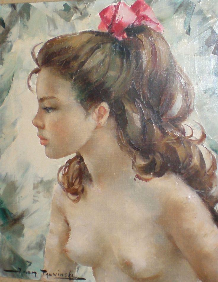 ehdu - Igor Talwinski. (1907-1983) Poland.