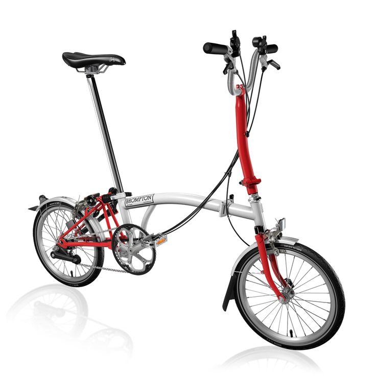 B Spoke Bike Builder Brompton Bicycle Brompton For