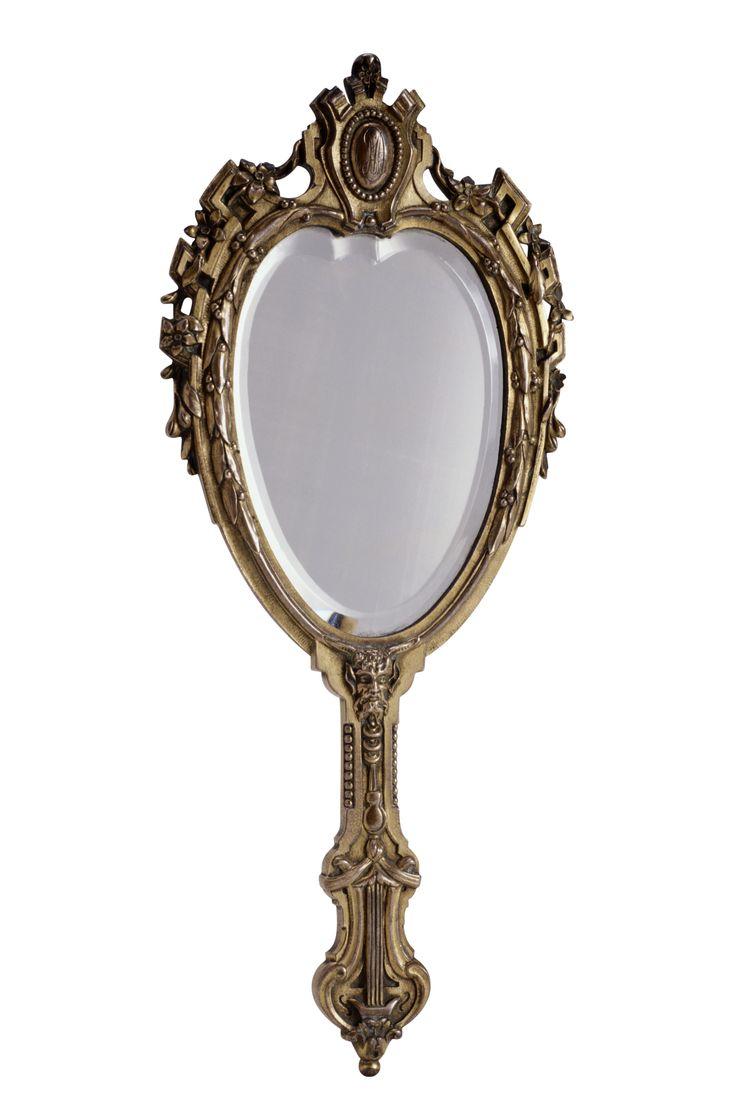 Las 25 mejores ideas sobre espejos antiguos en pinterest - Espejos antiguos de pared ...