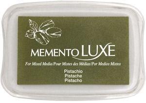 Memento Luxe PISTACHIO Ink Pad Tsukineko ML-706