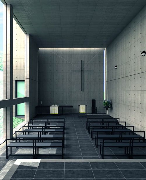Tadao Ando's Church of Light