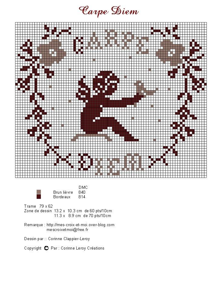 point de croix - cross stitch ❤️✼❤️✼ange