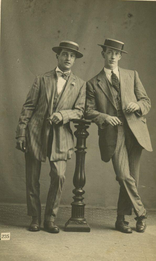 early 1900s fashion men - photo #14