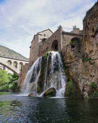 St. Chely du Tarn ~ Lozère, Gorges du Tarn- One of the most beautiful place in #France